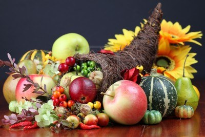 7778180-autumn-cornucopia--symbol-of-food-and-abundance